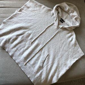 Massimo Dutti poncho sweater